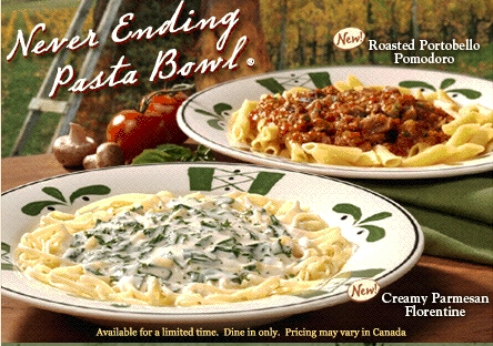 graphic regarding Olive Garden Printable Coupon named Olive Backyard garden Printable Coupon: Help you save $5 off 2 Entrees + 2 for