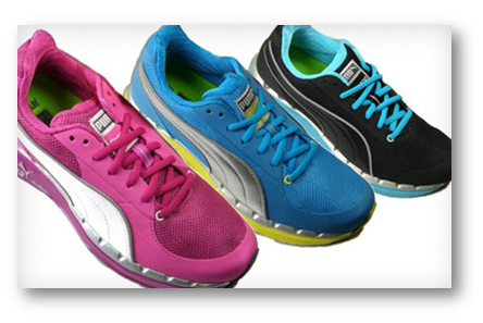 Wow! Here is another great Groupon deal this morning! Get a pair of Women s  Puma FAAS 500 Running Shoes ( 100 value) for only  39! 01e533cb2
