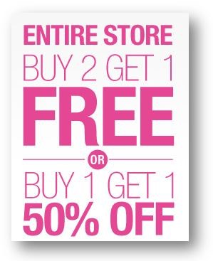 The Body Shop Coupon: $10 off $20 + B2G1 Sale!
