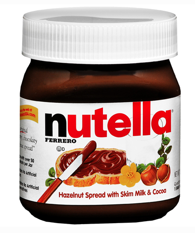 Nutella-Coupon