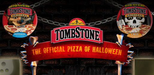 Halloween Coupons Trick Or Treat With Tombstone Pizza For Pizza