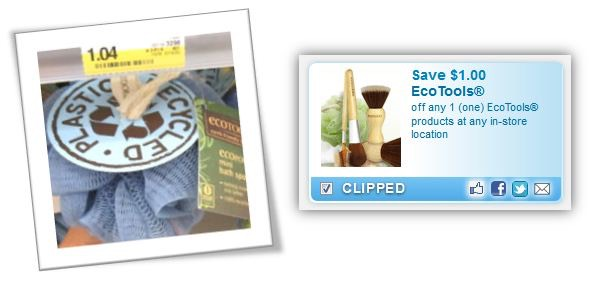 Ecotools Coupon Bath Sponges For 04 At Target
