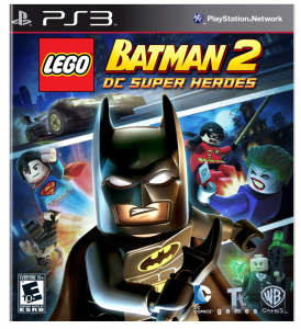Lego Batman 2: DC Super Heroes PS3 Game Only $15!