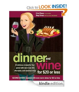 Dinner-Wine-Kindle-Book