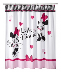 Minnie-Mouse-Shower-Curtain