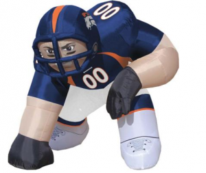 Nfl Inflatables Only 39 98 Down From 69 98