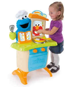 Sesame Street Cookie Monster Kitchen Cafe 29 97 Shipped Down From 59 99