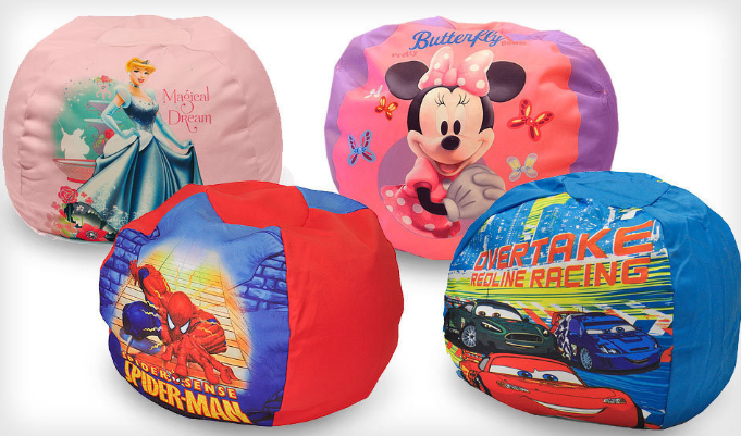 Astounding Disney Marvel Comic Beanbag Chairs Only 19 Shipped Down Frankydiablos Diy Chair Ideas Frankydiabloscom