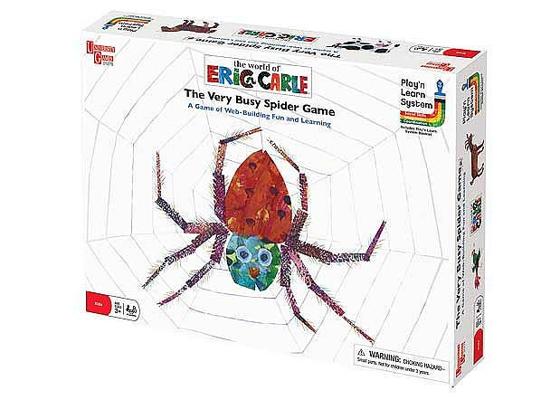 Very-Busy-Spider-Game