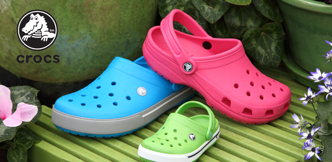 842c4483fd7f3 Zulily  Crocs for the Entire Family Starting at Only  12.99!