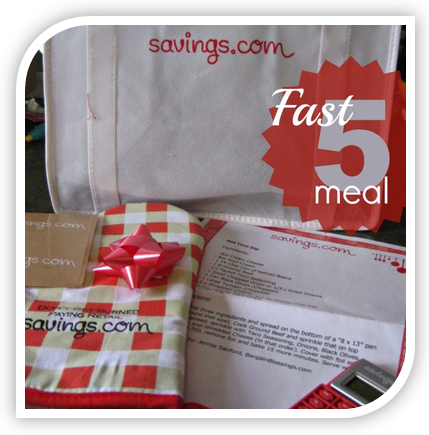 fast-five-meals