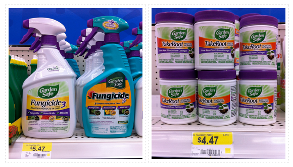 Two Garden and Lawn Care Coupons = Great Deals at Walmart!