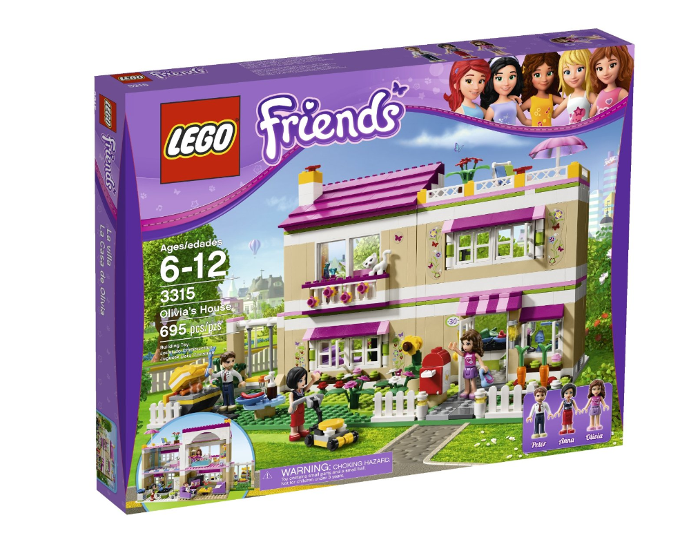 Lego Friends Olivia S House Only 57 09 Down From 74 99