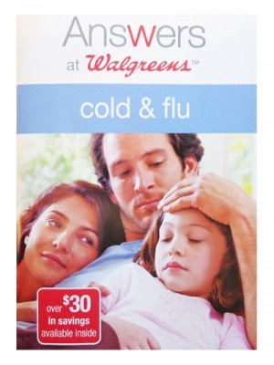 New 2013-2014 Answers at Walgreens Cold and Flu Coupon Booklet!