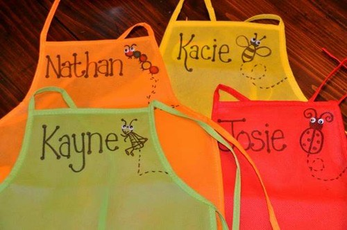 childrens-aprons