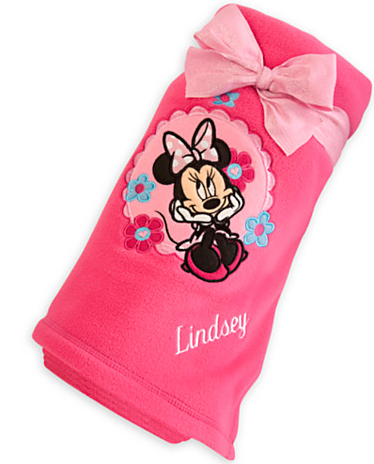 Hot Personalized Disney Blankets And Fleece Pullovers