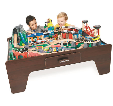 Imaginarium Mountain Rock Train Table Only 9999 Free Ship To Store