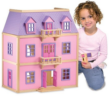wooden-dollhouse