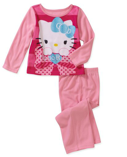 hello-kitty-pajamas