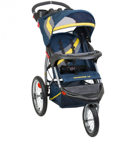 Amazon Lightning Deals Baby Trend Expedition Lx Jogging