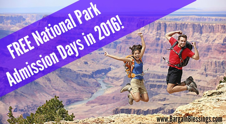 free-national-park-days